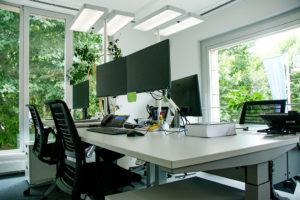 Neues Büro in Salzburg, Austria